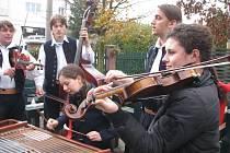 Krmelín hostil tradiční podzimní jarmark.