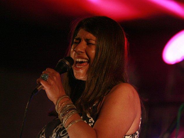 Na festivalu Jazz ve městě vystoupí i Yvonne Sanchez.