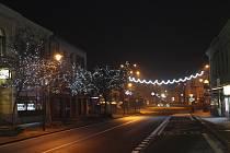 Tak trochu jiné Vánoce aneb Frýdek-Místek ve vánočním, ale bez trhů, prosinec 2020.