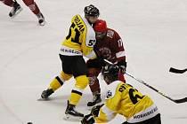 Hokejisté Moravských Budějovic dlouho odolávali, nakonec ale Frýdku-Místku podlehli 5:2.