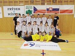 Starší žáci Frýdku-Místku se stali vítězi druhého turnaje Česko-Slovensko-Polské ligy.