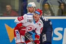 HC Škoda Plzeň x HC Oceláři Třinec