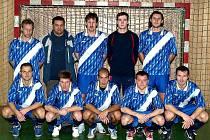 Prvním finalistou FM ligy se stali hráči Sport Clubu Šrámek.