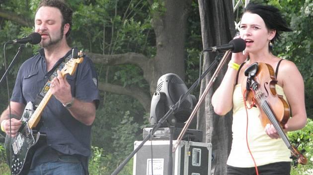 K festivalu Sweetsen fest patří nejen muzika. Snímek je z loňského ročníku.