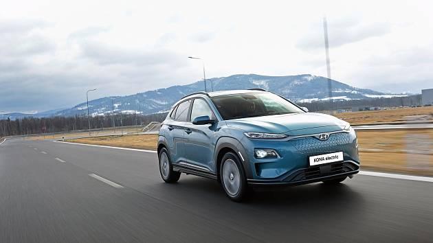 Hyundai v březnu odstartuje výrobu vozu Kona Electric na české půdě. Foto: Hyundai