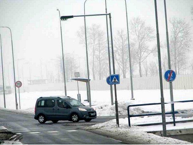 Současné počasí nahrává vyšší nehodovosti. Ilustrační foto.