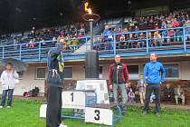 Frýdek-Místek hostil atletickou olympiádu pro mládež s mentálním postižením. Letos se konal osmnáctý ročník