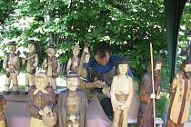 Muzeum Třineckých železáren a města Třince připravilo v sobotu akci Muzeální léto s lidovou tvorbou aneb Víte, co nám ovce dává?
