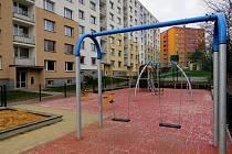 Hřiště v Třanovského ulici se dočkalo zásadní proměny.
