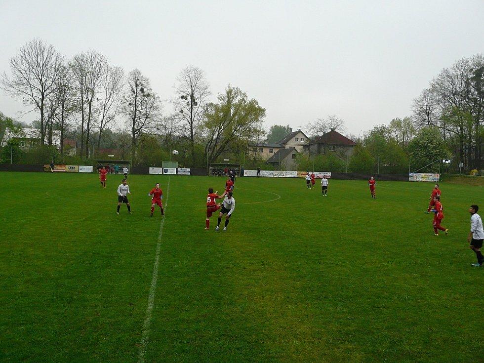 Fotbalisté Tošanovic dokázali obhájit vítězství v okresním poháru, když zvítězili i v odvetě na hřišti Dobratic 3:2 (první utkání skončilo jejich vítězstvím 3:1).