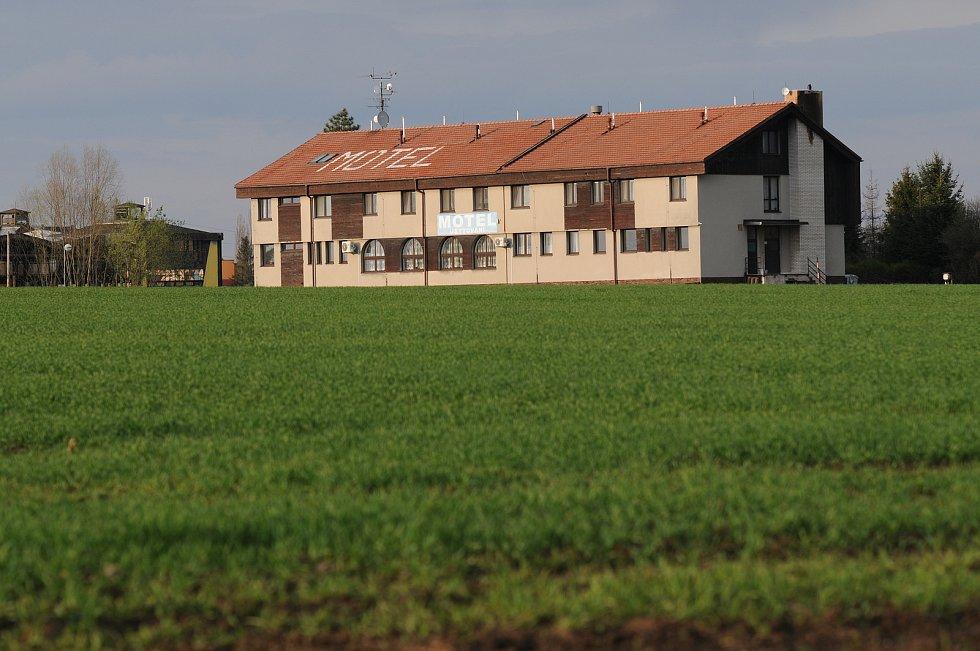 Motel v Dolních Tošanovicích.