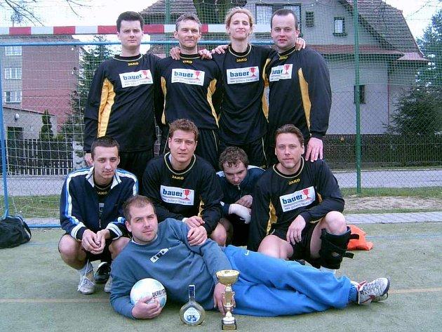 Futsalisté Bon Café Frýdek-Místek.