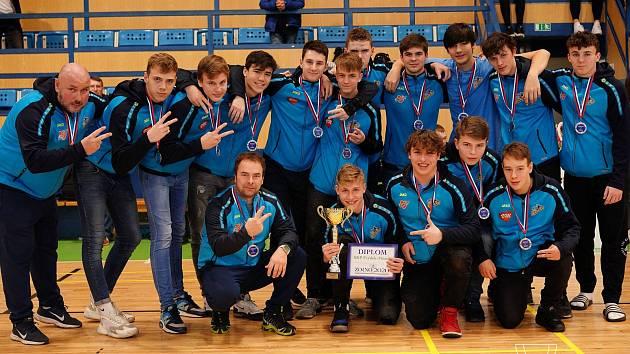 Nejlepšího výsledku na mezinárodním turnaji Zorno Cup dosáhli frýdecko-místečtí mladší dorostenci. Skončili druzí.