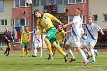 Utkání FK Baník Sokolov – MFK Frýdek–Místek