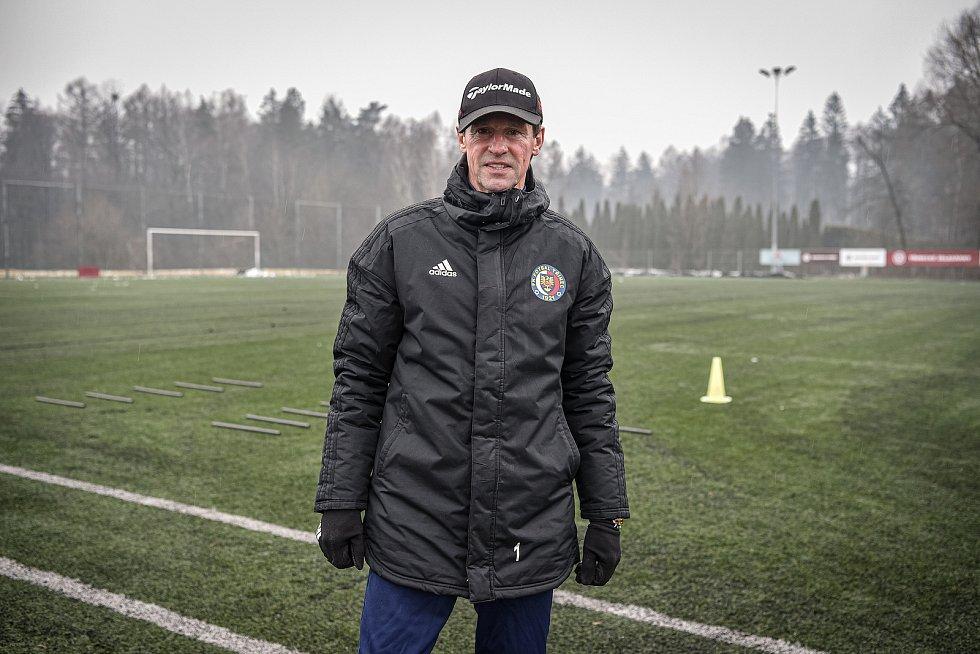 FRANTIŠEK STRAKA se v exkluzivním rozhovoru pro Deník rozmluvil nejen o fotbalovém životě. Foto: Deník/Lukáš Kaboň