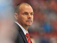Legenda Ocelářů Richard Král slavil v Třinci: HC Oceláři Třinec - HC Dynamo Pardubice 0:1