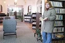 Karin Kubeczková chodí do frýdecko-místecké městské knihovny pravidelně už asi dva roky.