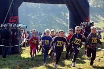 První ročník běhu Ondřejnická patnáctka se v neděli 10. října konal ve Ski-areálu Opálená ve Pstruží.