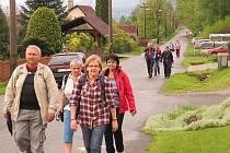 Vendryňský wandr přilákal v sobotu bezmála sto padesát turistů všech věkových kategorií.