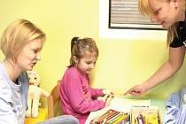 Dobrovolníci navštěvují například dětské pacienty ve frýdecko-místecké nemocnici.