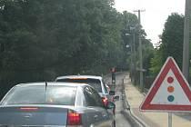 S dopravním omezením musí během prázdnin počítat řidiči, kteří budou projíždět Palkovicemi.