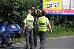Dopravně-bezpečnostní akce proběhla v pondělí 24. srpna dopoledne na čtyřproudové komunikaci mezi Frýdlantem nad Ostravicí a Frýdkem-Místkem. Policisté měřili nejen rychlost, ale u řidičů zjišťoval i alkohol.