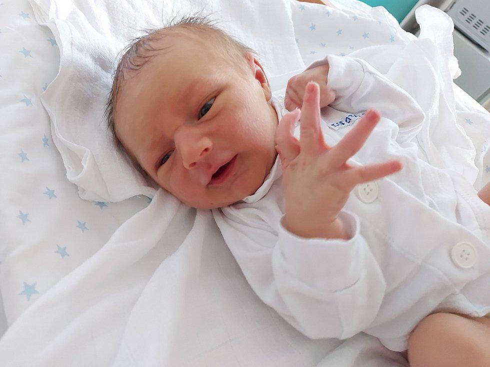 První miminka letošního roku v Nemocnici Třinec.