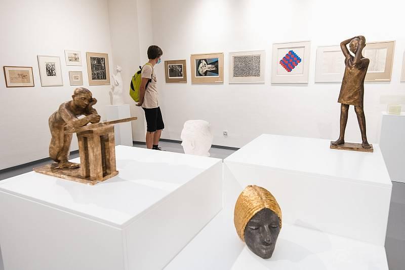 Galerie Karla Svolinského v Kunčicích pod Ondřejníkem. Archiv obce Kunčice pod Ondřejníkem