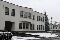 Městská knihovna ve Frýdlantu nad Ostravicí.