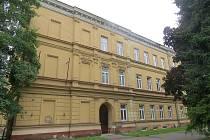 Gymnázium Petra Bezruče ve Frýdku-Místku.