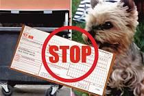 Složenky letos obyvatelům Frýdku-Místku do schránky nedojdou. Poplatky je třeba uhradit elektronicky či přímo na úřadě.