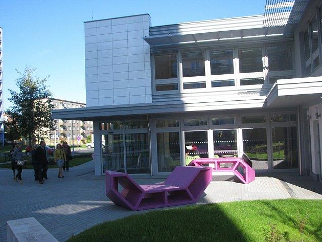 Městská knihovna Třinec v Lidické ulici má za sebou kompletní rekonstrukci.