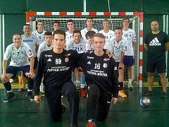Házenkáři SKP odehráli v dalekém Prešově sedm utkání, ani v jednom z nich nenašli svého přemožitele. Zcela po právu tak získali zlaté medaile.