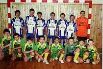 Mladí fotbalisté Palkovic skončili na domácím turnaji třetí a šestí.