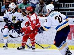 Oceláři přehráli tým KHL ze Soči.