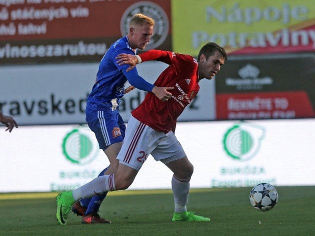 Třinečtí fotbalisté zvládli zápas konečně zase za tři body.
