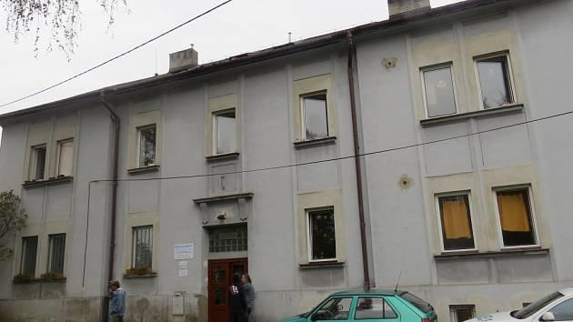 Azylový dům Bethel, v jehož útrobách se nachází i denní centrum.