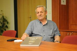 Někdejší starosta Soběšovic Karel Obluk.
