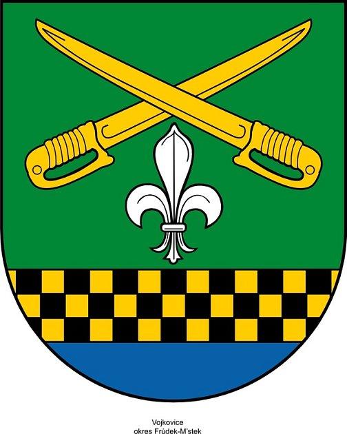 Znak Vojkovic.