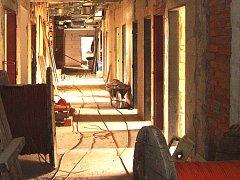 Rekonstrukce v Nemocnici Třinec.
