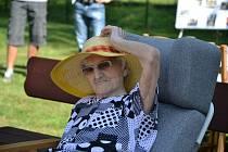 100 let oslavila Marie Petrová v domově pro seniory Medela v Ostravici.