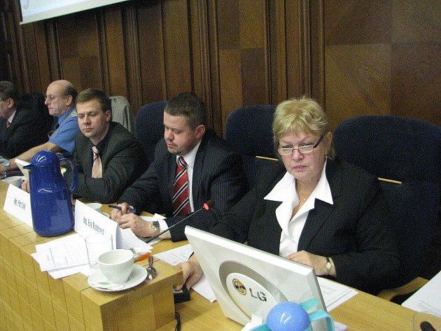 Zasedání zastupitelů Frýdku-Místku.