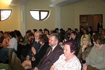 Setkání pedagogů v Bystřici.