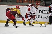 Úvodní čtvrtfinálový zápas WSM ligy prohráli rysi v Jihlavě až v prodloužení.