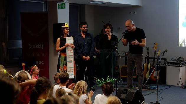 V Knihovně Třinec pokřtili Čtenářský metr.