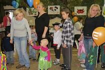 Dětský maškarní ples se konal v sobotu 16. února v Metylovicích.