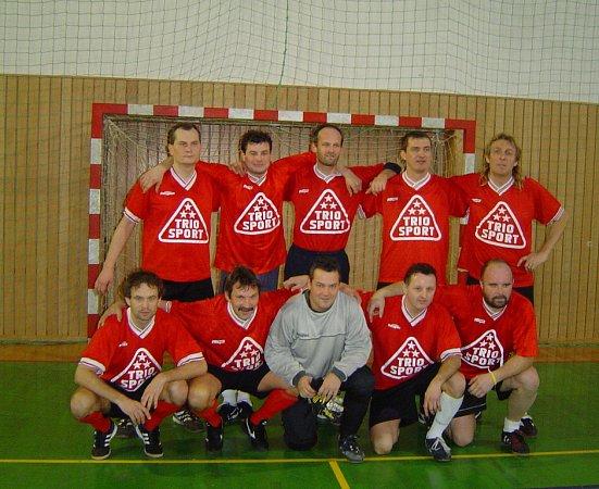 SUPERPOHÁR – 3.místo tým Triosportu.