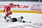 Tipsport extraliga, 31. kolo, BK Mladá Boleslav – HC Oceláři Třinec. Foto: Jan Pavlíček