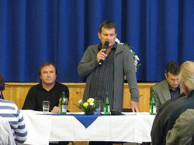 Ředitel frýdecko–místecké akciové společnosti Distep Petr Jonas.
