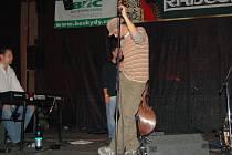 Dan Bárta, hlavní hvězda hudebního festivalu Jazz ve městě.